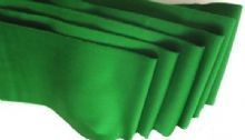STRACHAN CLUB  QUALITY  SET OF 6 x SNOOKER TABLE CUSHION CLOTH STRIPS